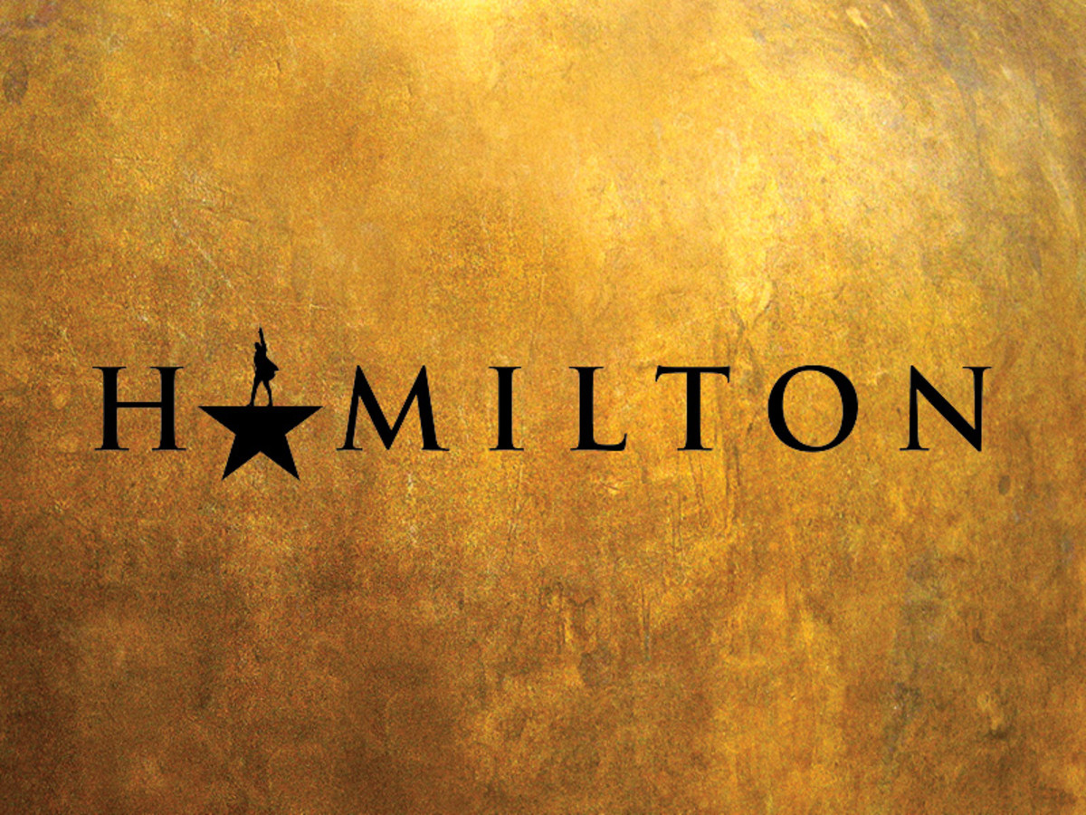 Hamilton is a must-see musical. The lyrics will stick in your head like a (Aaron) burr (Sir) in your side.
