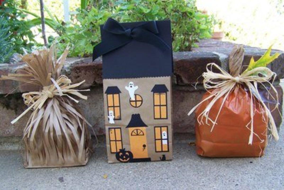 51 Creative Paper Bag Craft Ideas Feltmagnet Crafts