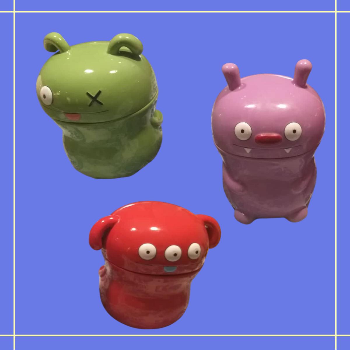Character Cookie Jars