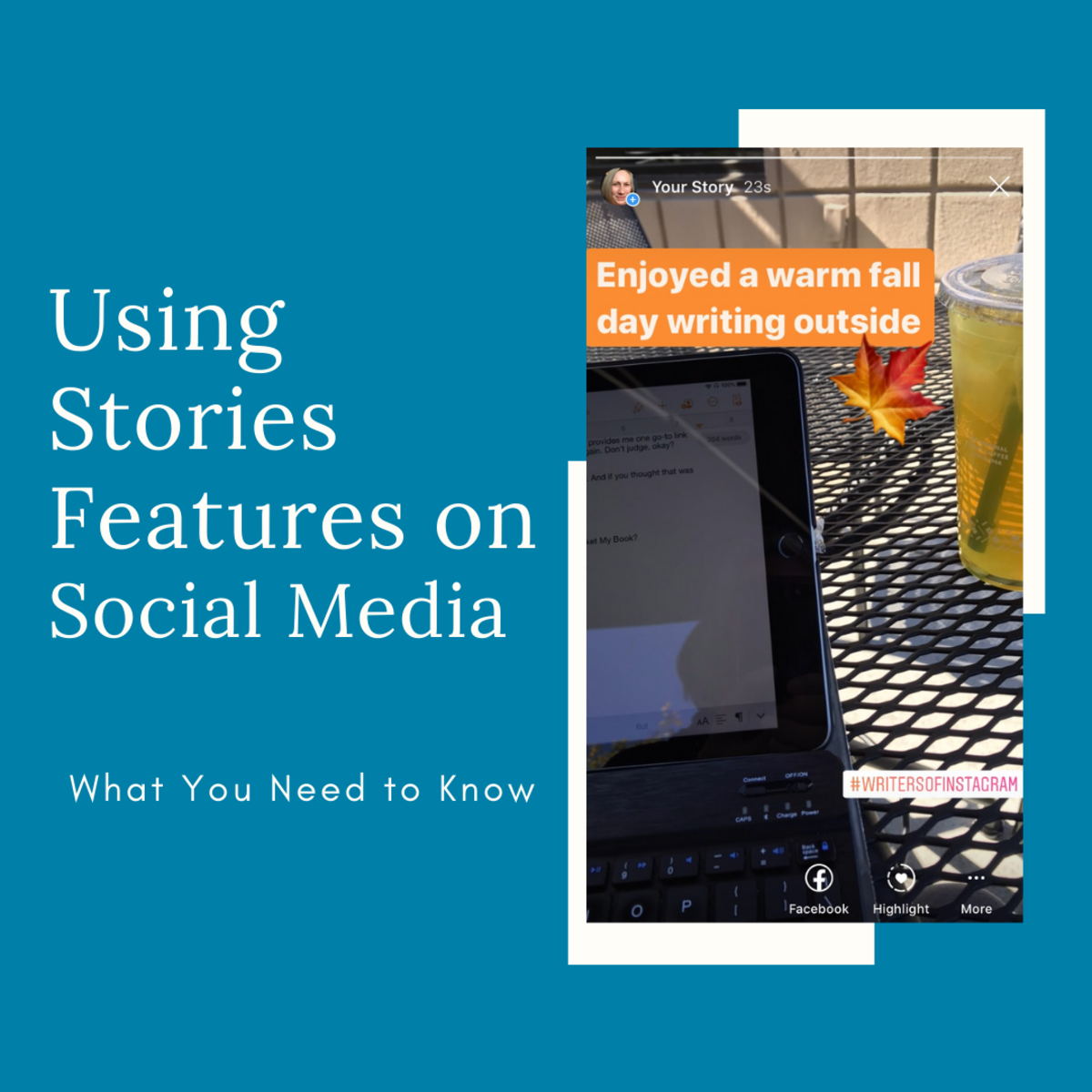 Find out what the Stories trend on social media is all about