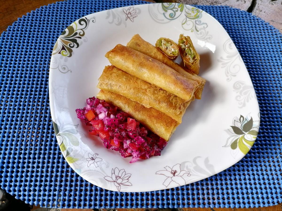 Crispy lumpia recipe