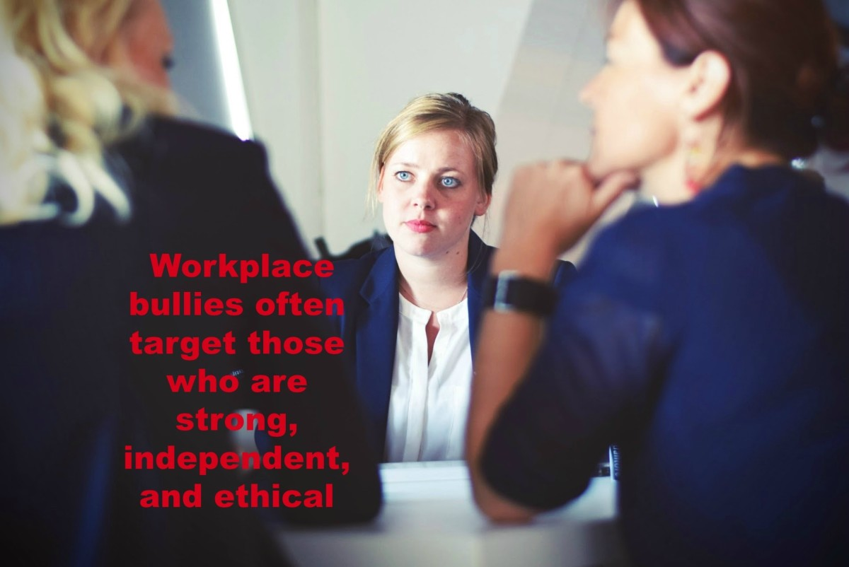 7 Surprising Reasons Why a Workplace Bully Might Target You
