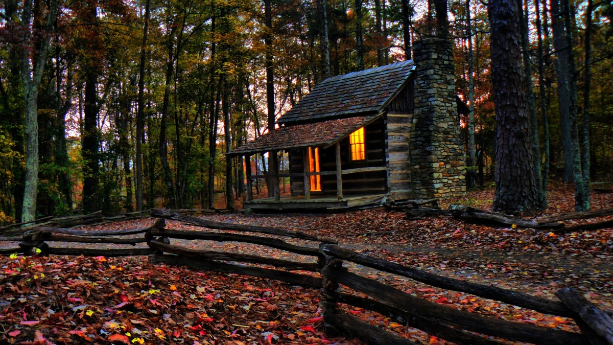 cabin-by-the-lake