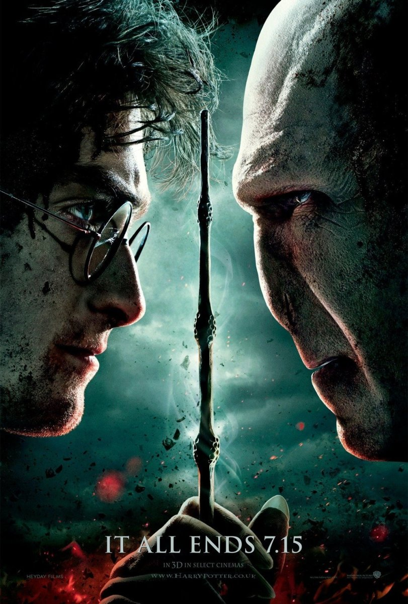 "Movie Review: ""Harry Potter and the Deathly Hallows: Part 2"""