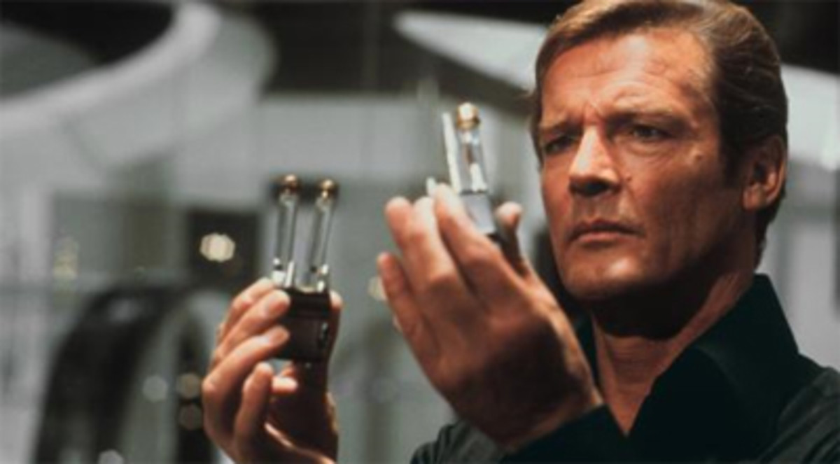 """Good thing for 007 the movie has about as much science in it as """"Sesame Street""""..."""