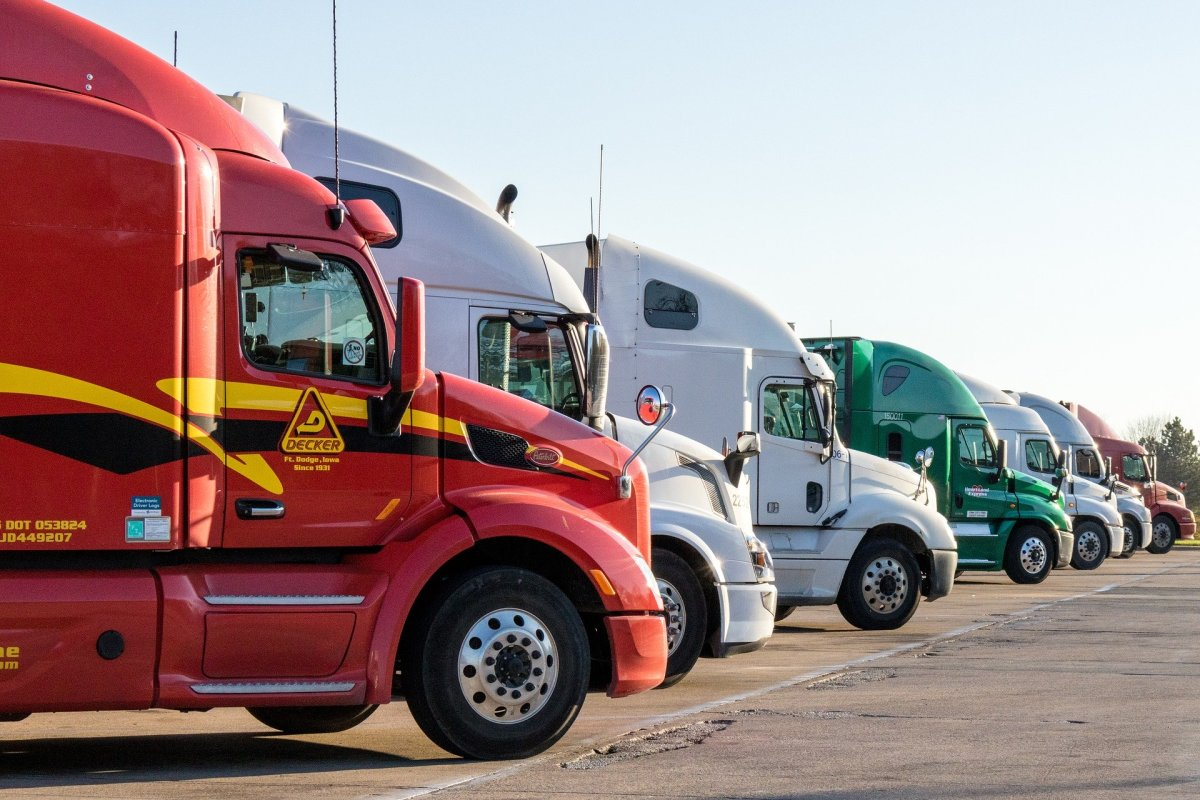 Is Trucking in Your Blood?
