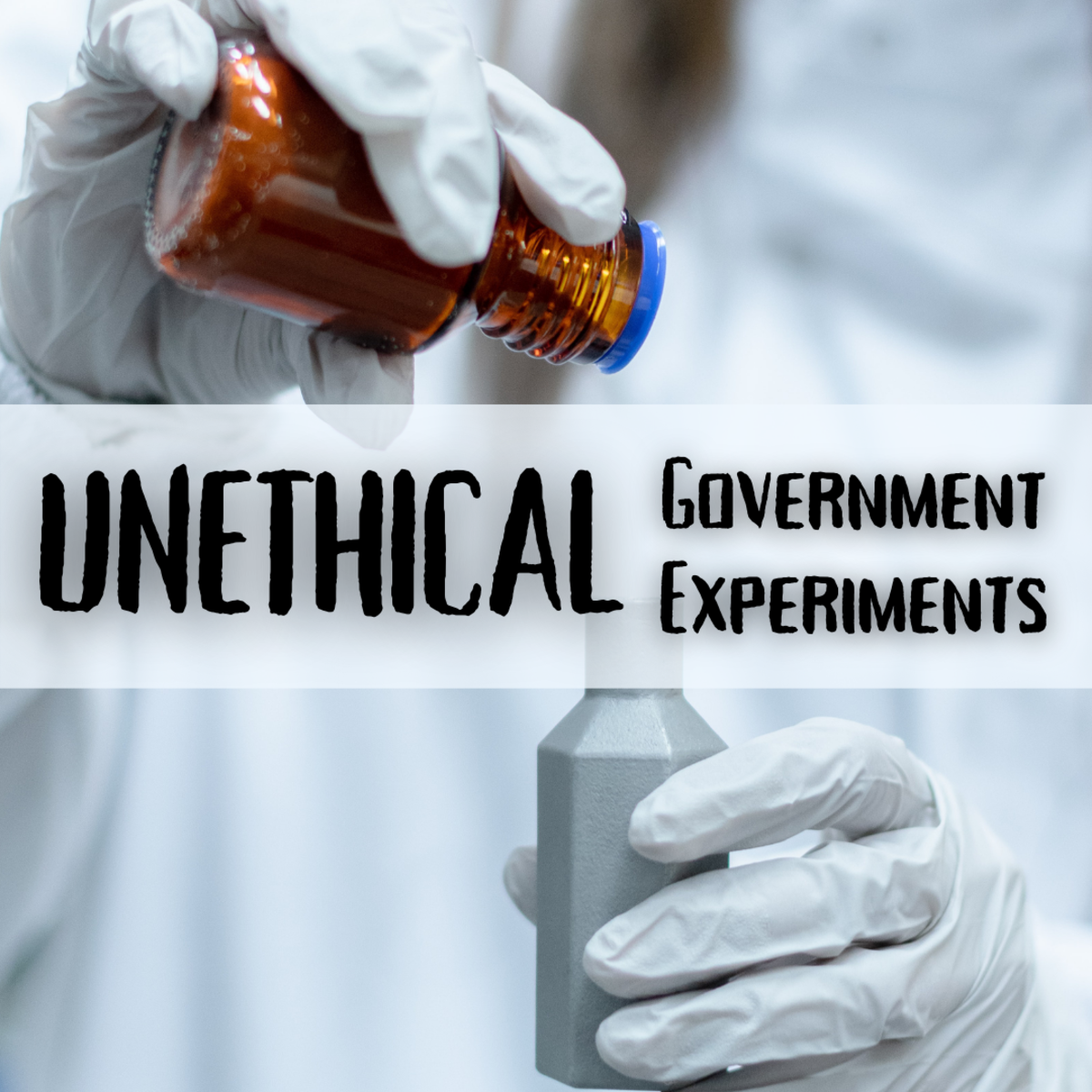 Learn about some unethical experiments that were authorized by the U.S. government in years past.