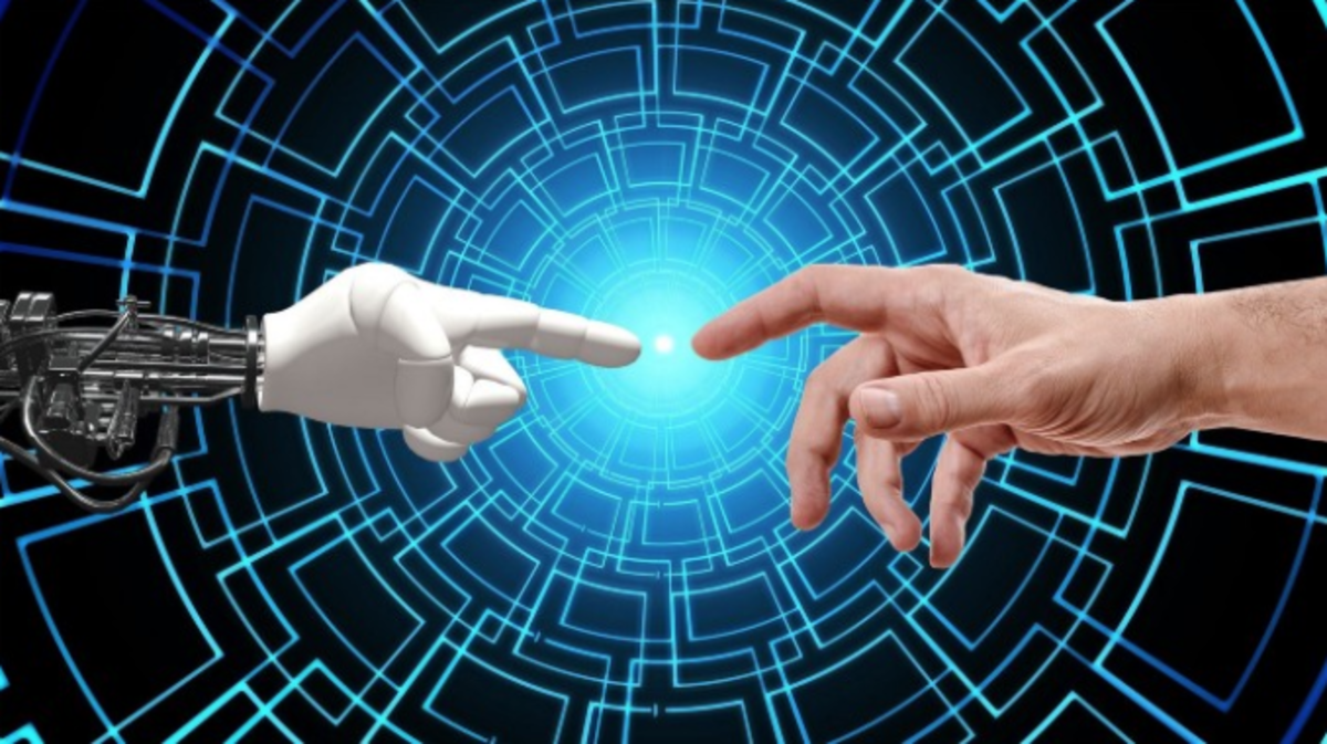 The day that artificial intelligence reaches human-level intelligence is the day that, arguably, a robot will have a soul.