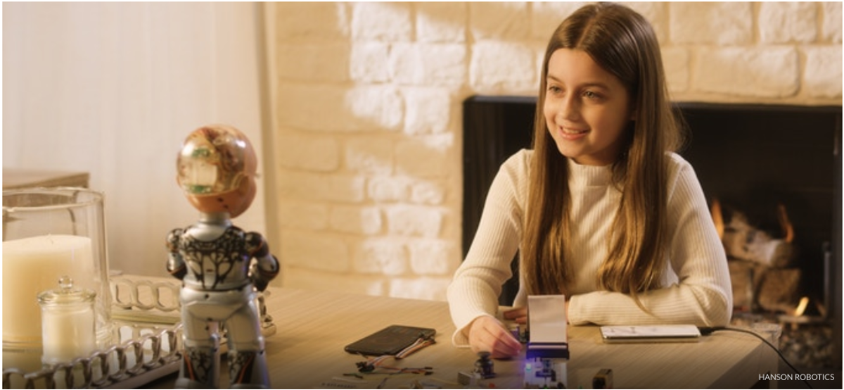 Homes filled with at least one A.I. robot is no longer fiction but reality.