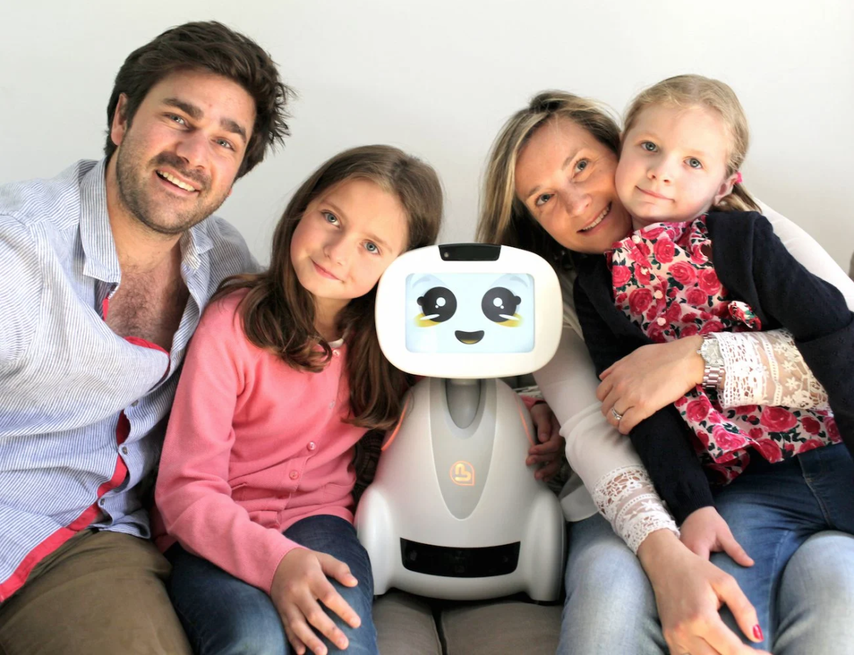 Humans can help A.I. robots to learn human social values by raising them the same way they raise their children.
