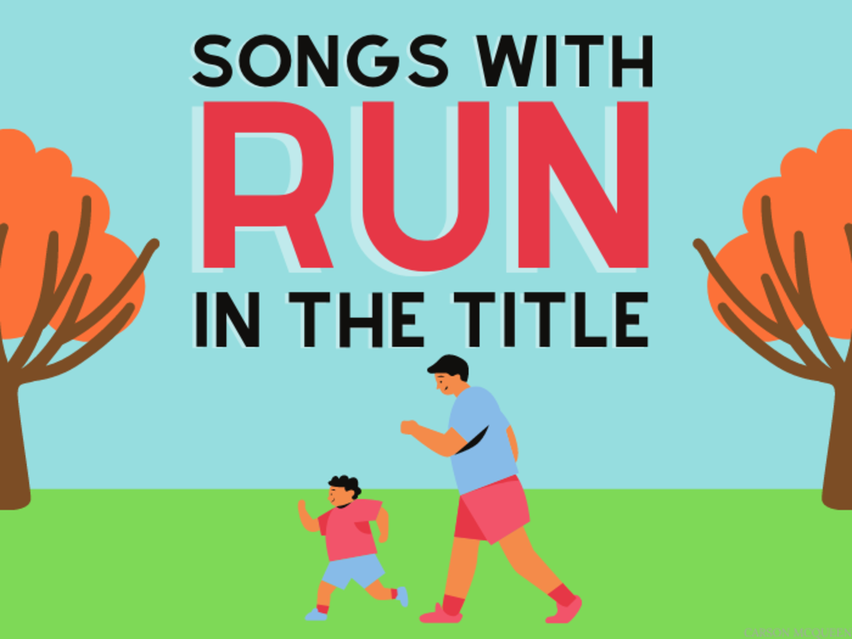90+ Songs With Run in the Title