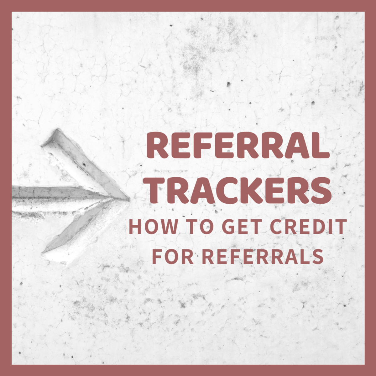 You can use referral trackers to ensure that you receive credit for your referrals. Find out how.