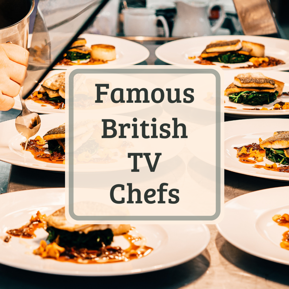 These celebrity chefs from the UK can teach you a lot about cooking!