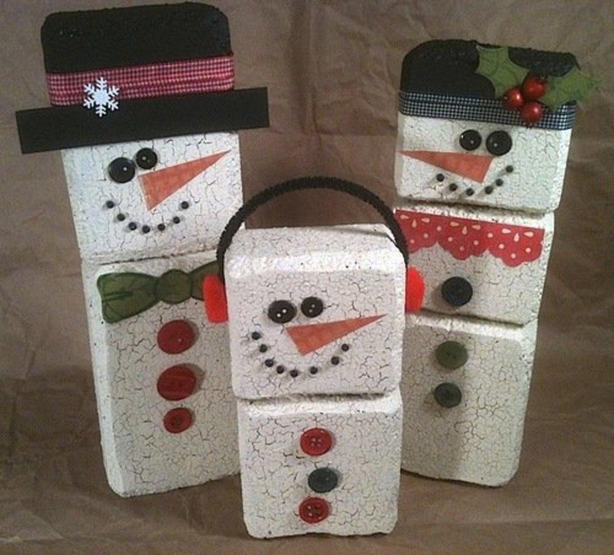 51 Delightful Styrofoam Craft Ideas