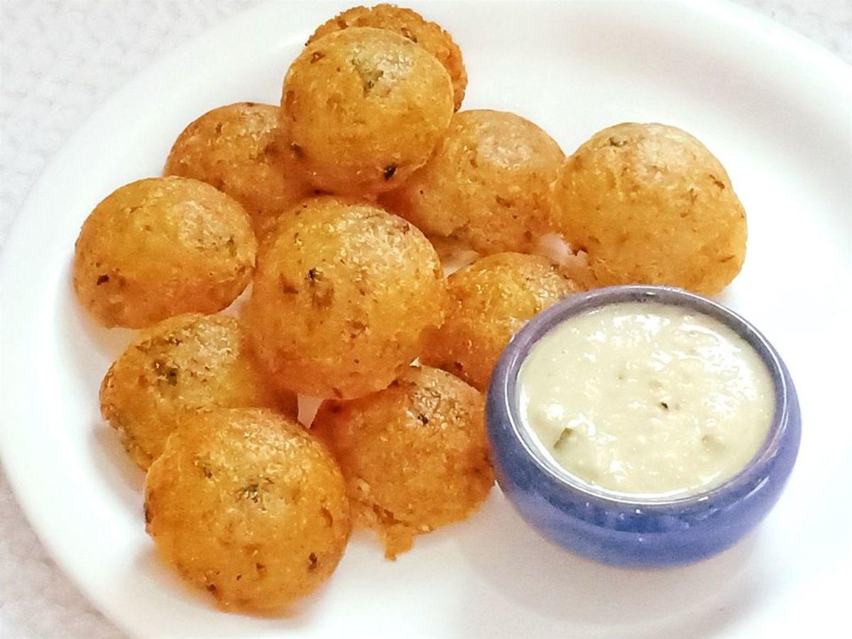 Sabudana Appe Recipe for Navratri Vrat