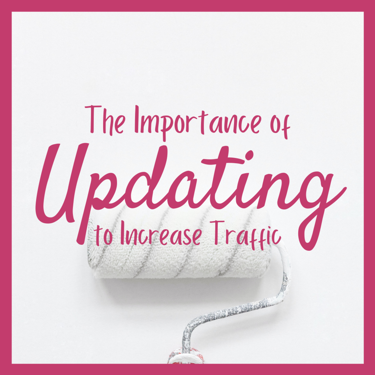 Grow your traffic by updating your articles regularly—even the ones that are already earning.