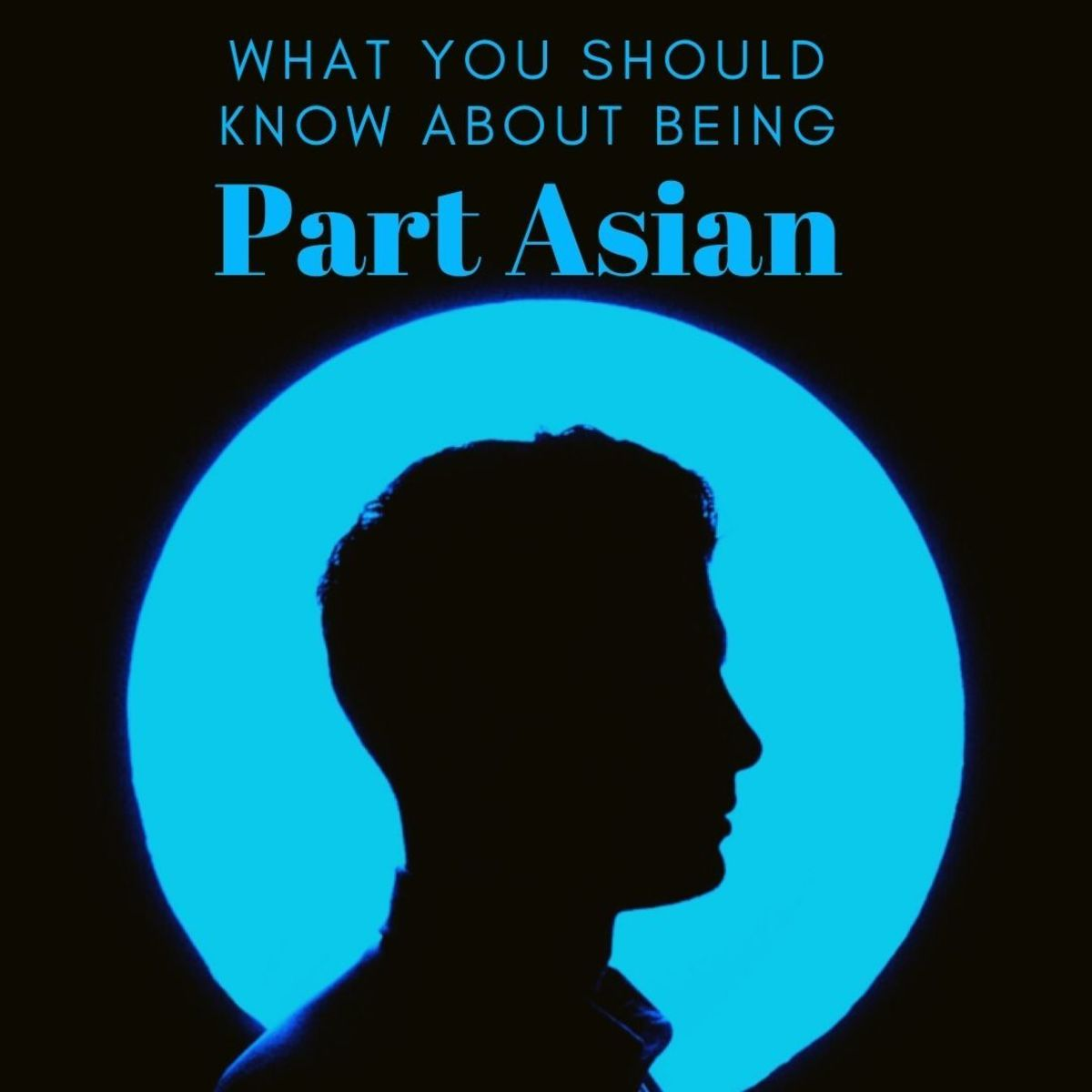 Discovering your identity can be tricky when you are part Asian.