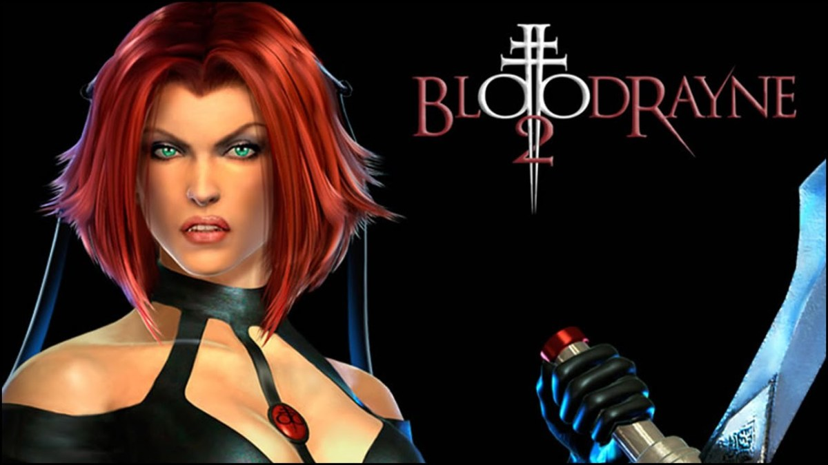 Rayne in BloodRayne