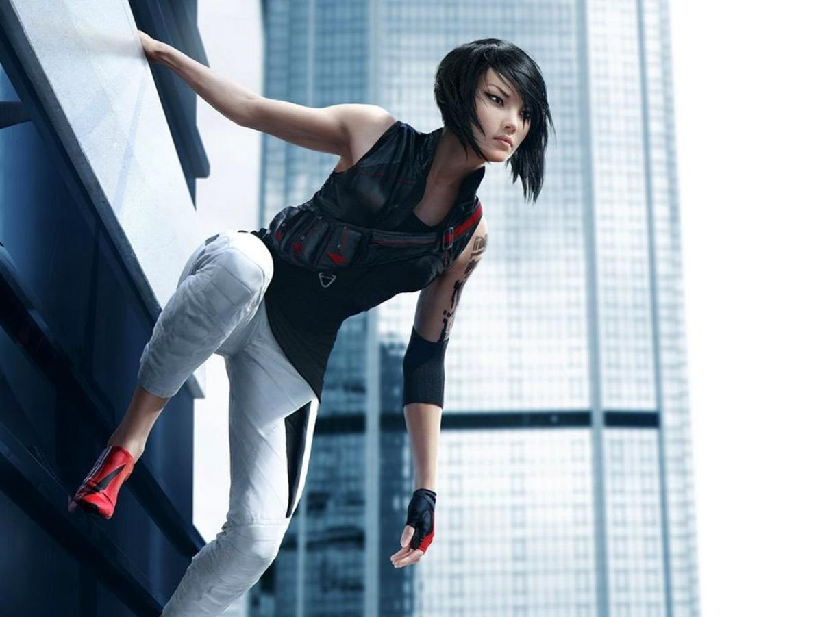 Faith Connors in Mirror's Edge