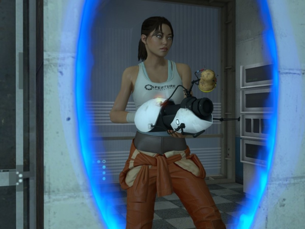 Top 50 Hottest Girls in Video Games