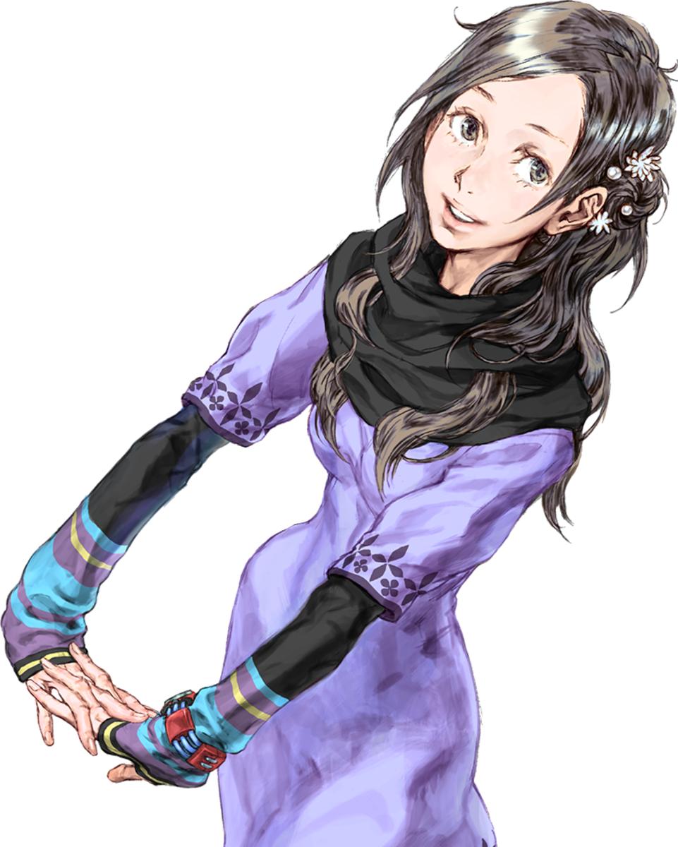 Akane Kurashiki in 999