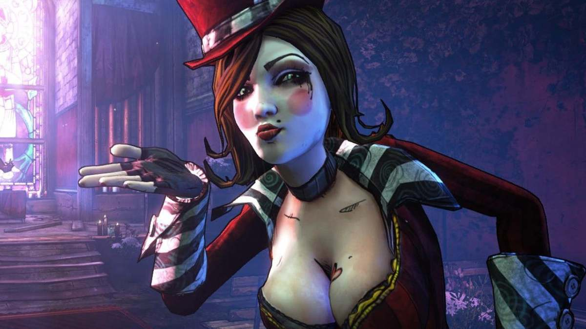 Moxxi in Borderlands