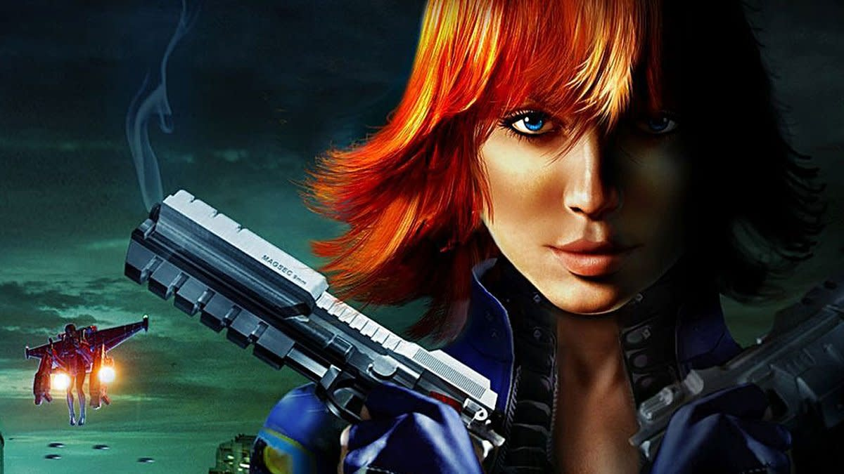 Joanna Dark in Perfect Dark