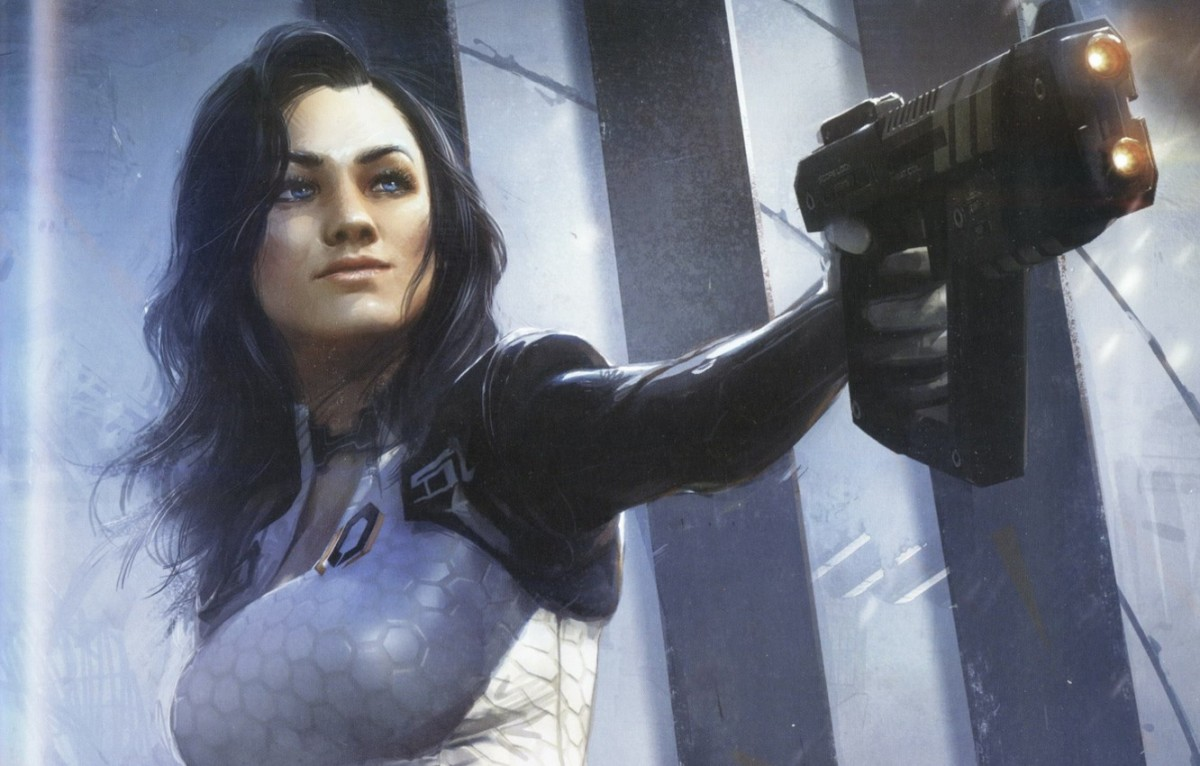 Miranda in Mass Effect 2