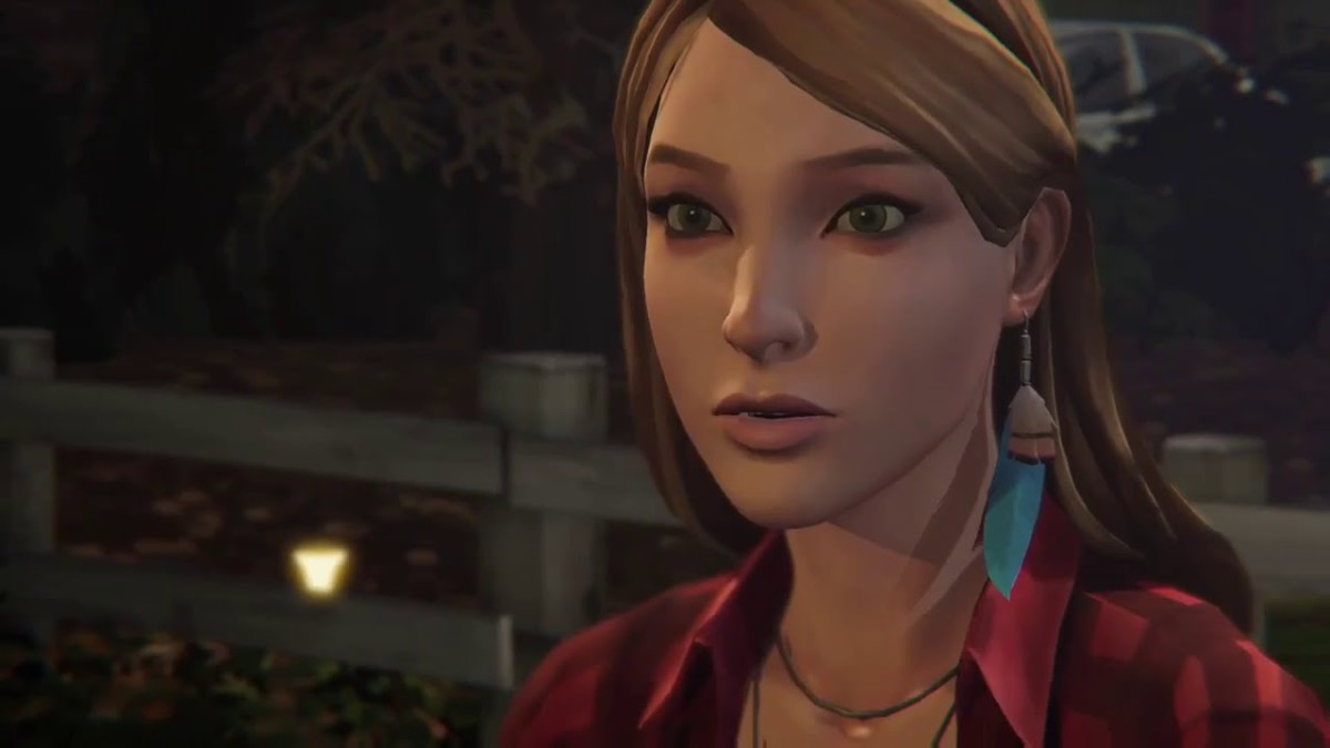 Rachel in Life is Strange: Before the Storm