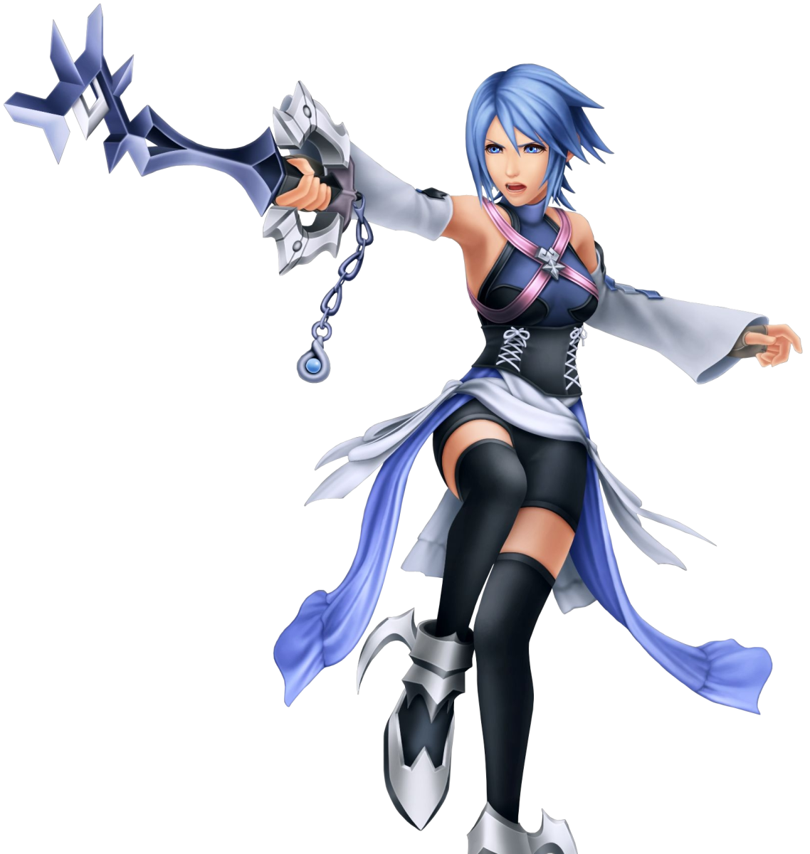 Aqua in Kingdom Hearts