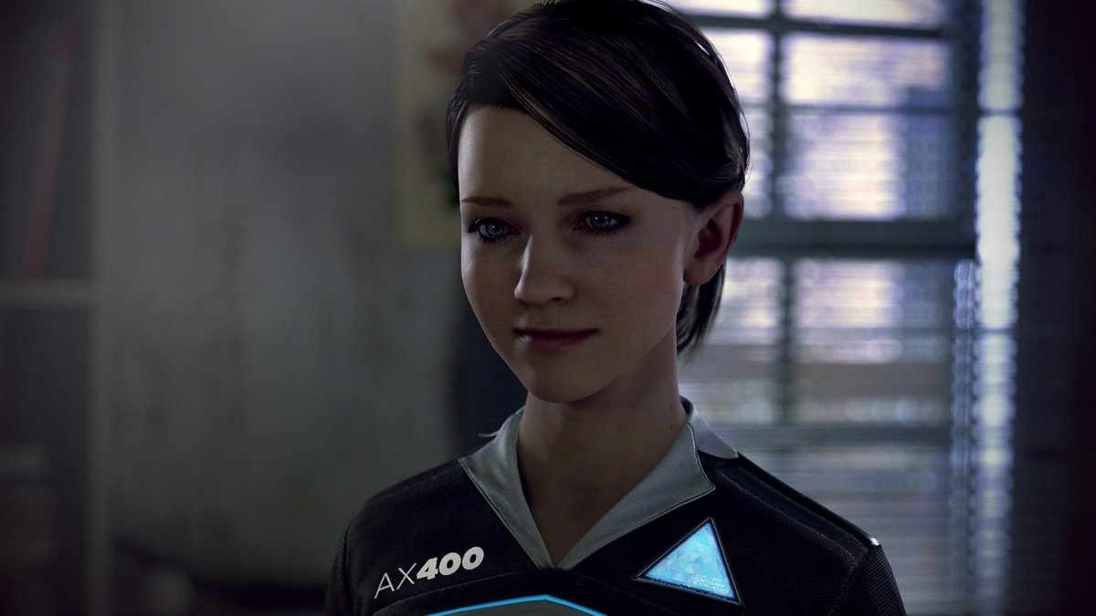 Kara in Detroit: Become Human