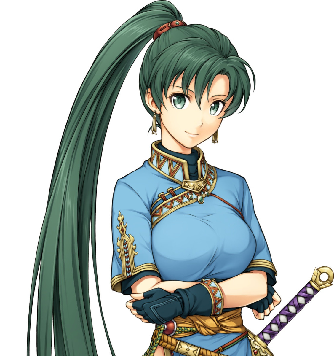 Lyn in Fire Emblem: Heroes