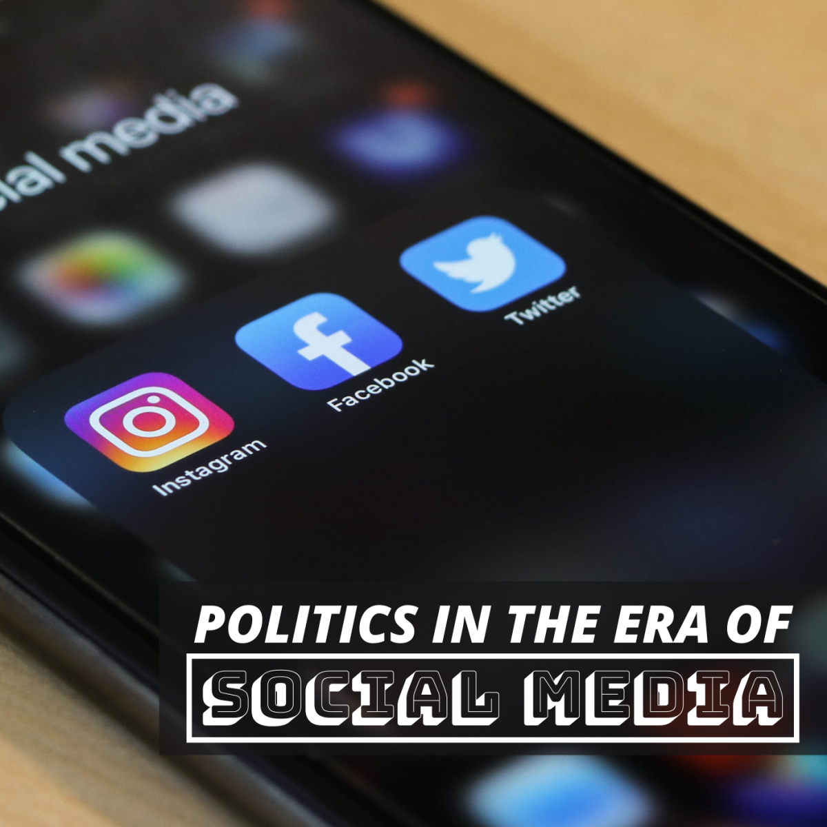 Does social media influence the vote?
