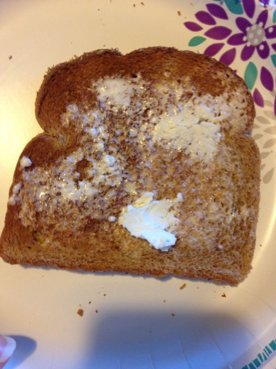 I put it in the fridge overnight and used it for my daughter's toast for breakfast.