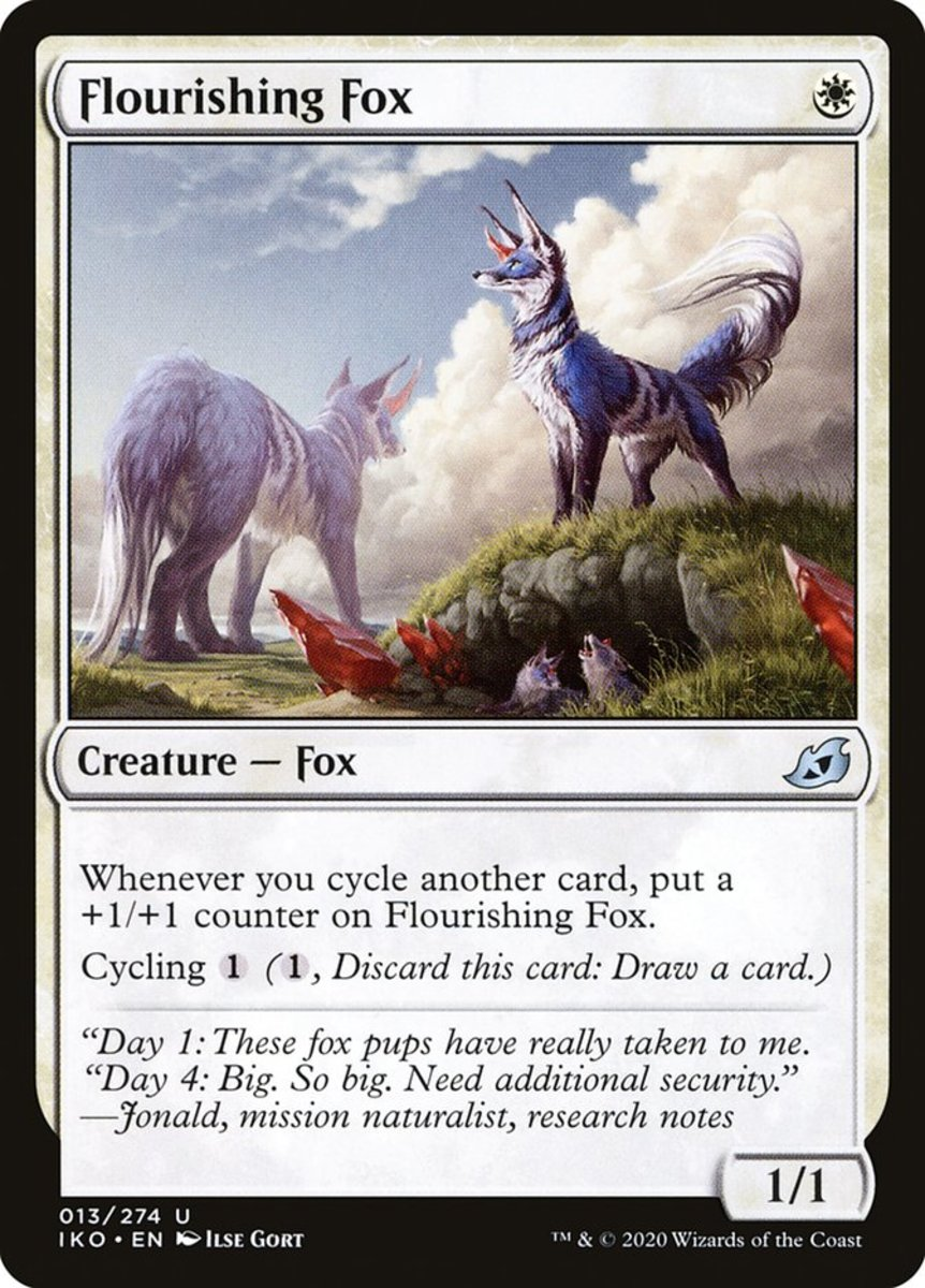 Flourishing Fox mtg