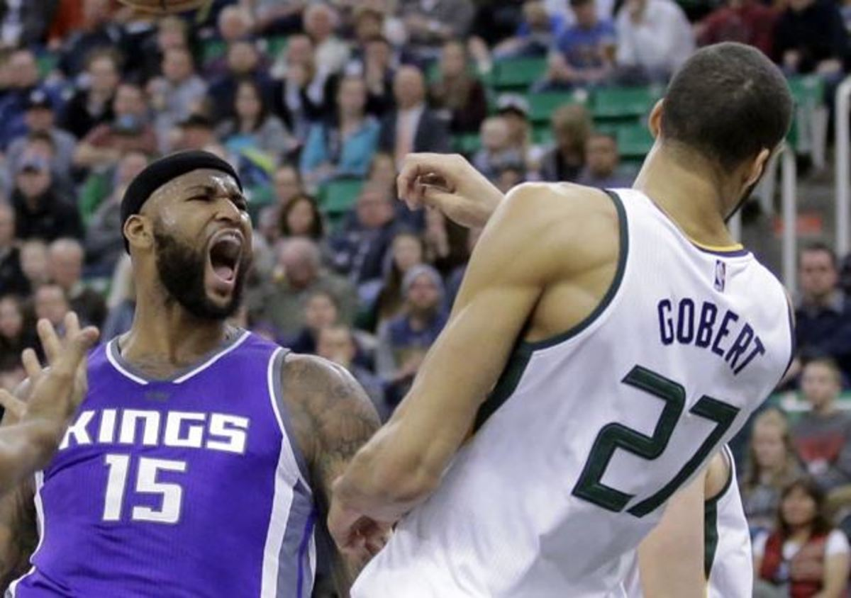 Demarcus Cousins had a fiery temper like no other.