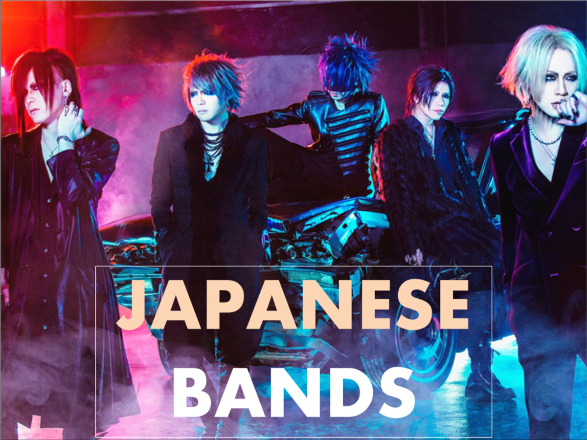 Japanese Bands: Best Japanese Rock Bands From Different Places of Japan