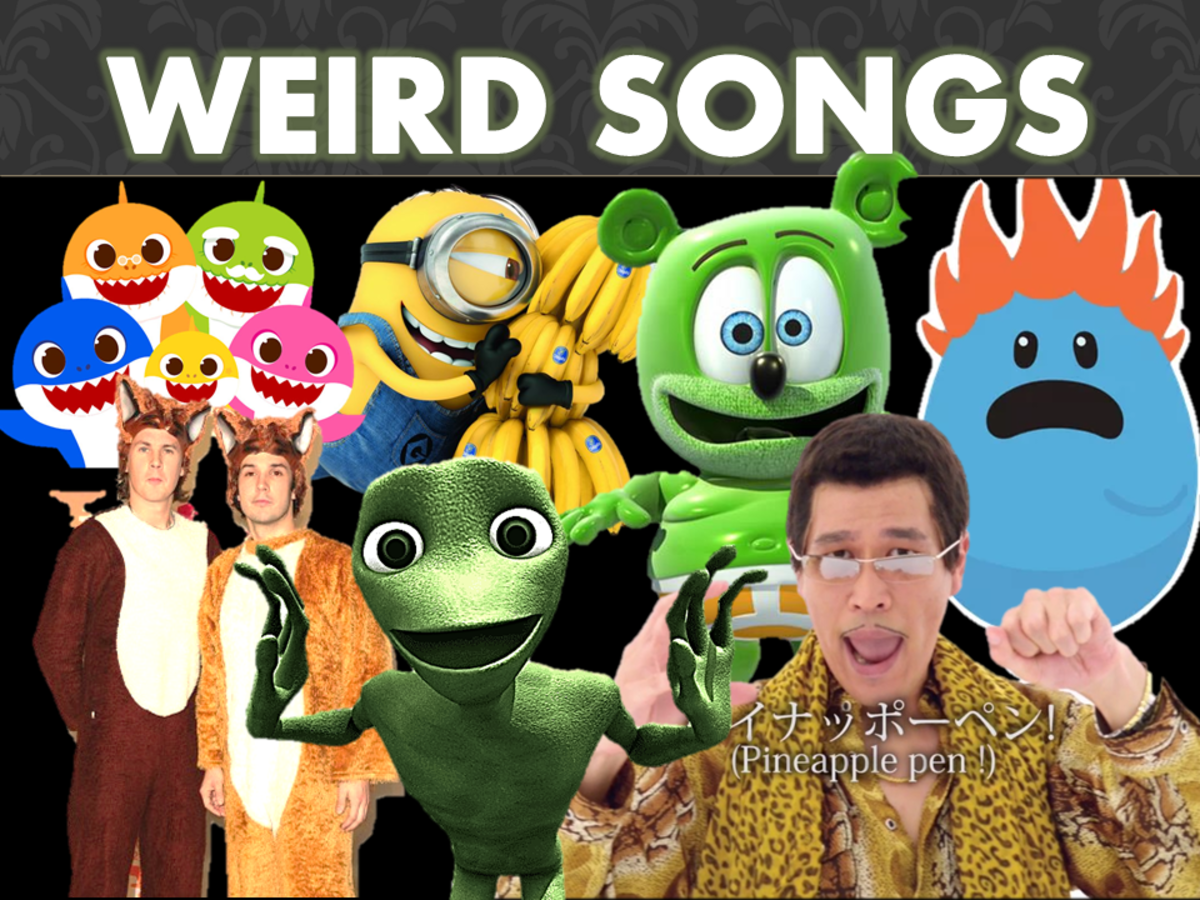 Weird Songs of the Century