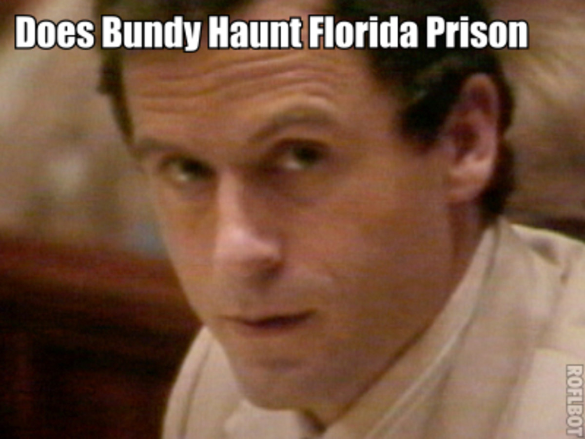 Does the ghost of Ted Bundy still haunt death row in Florida.