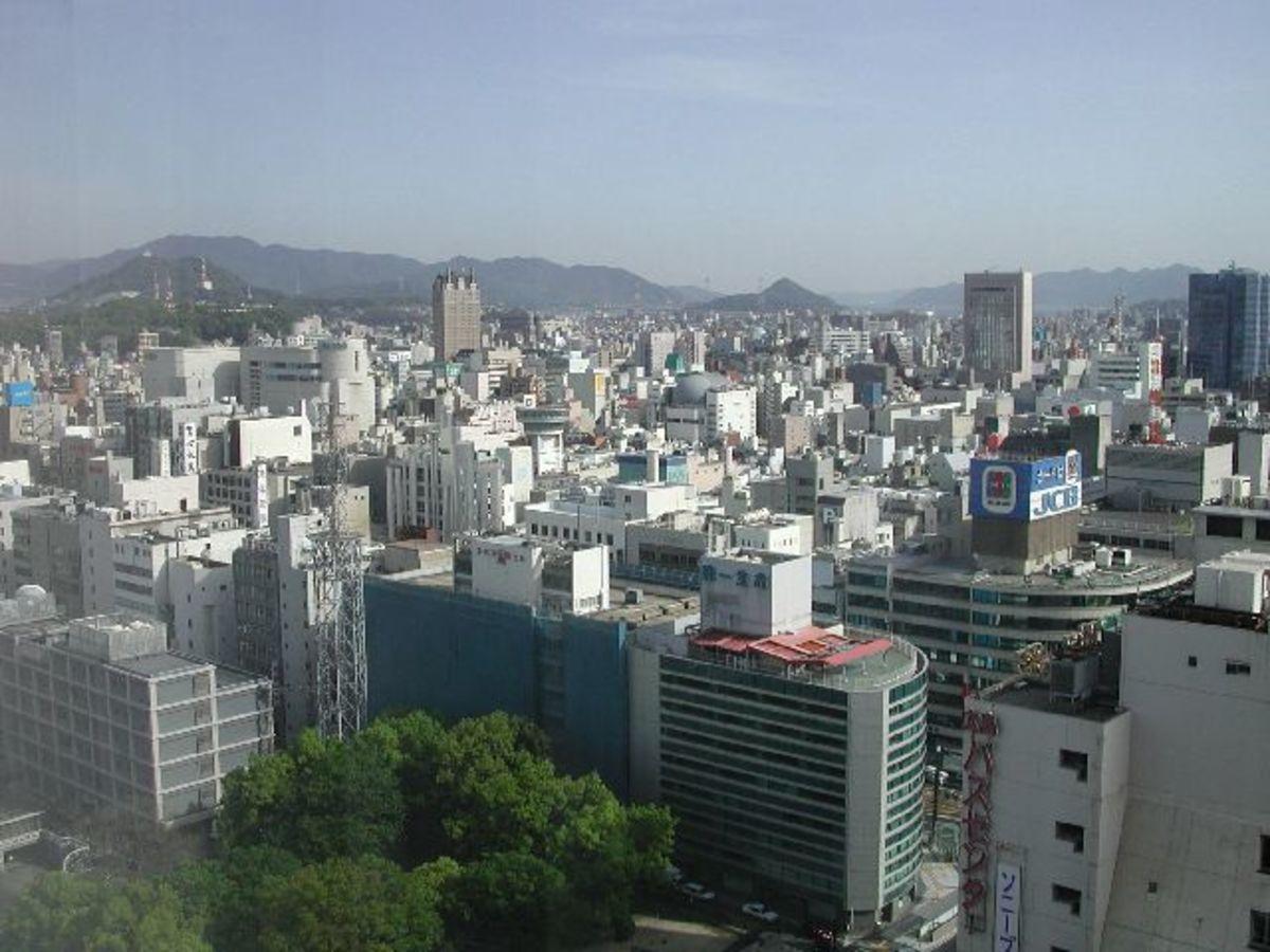 Hiroshima, Japan today
