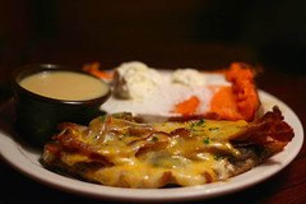 Outback Steakhouse Alice Springs Chicken