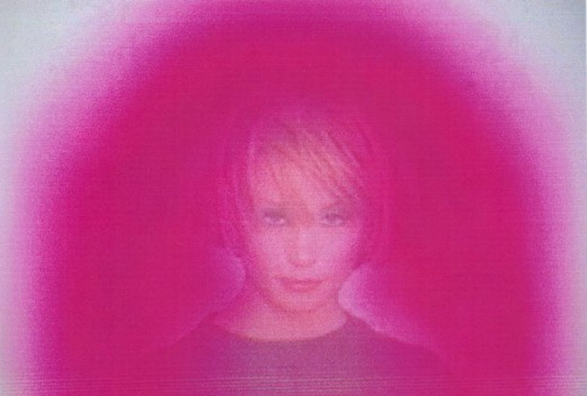 Reading Your Aura Color:  Magenta