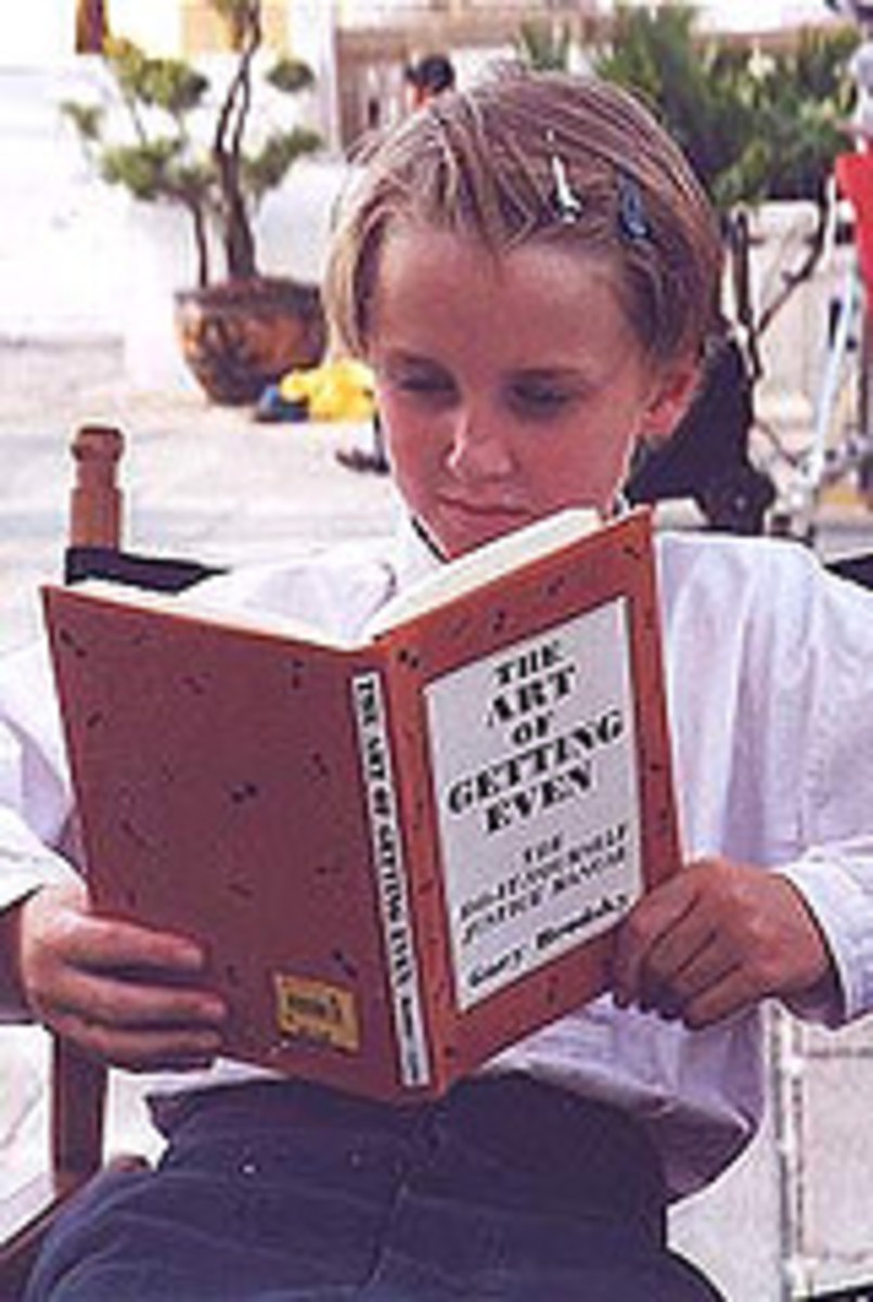 Young Tom Felton