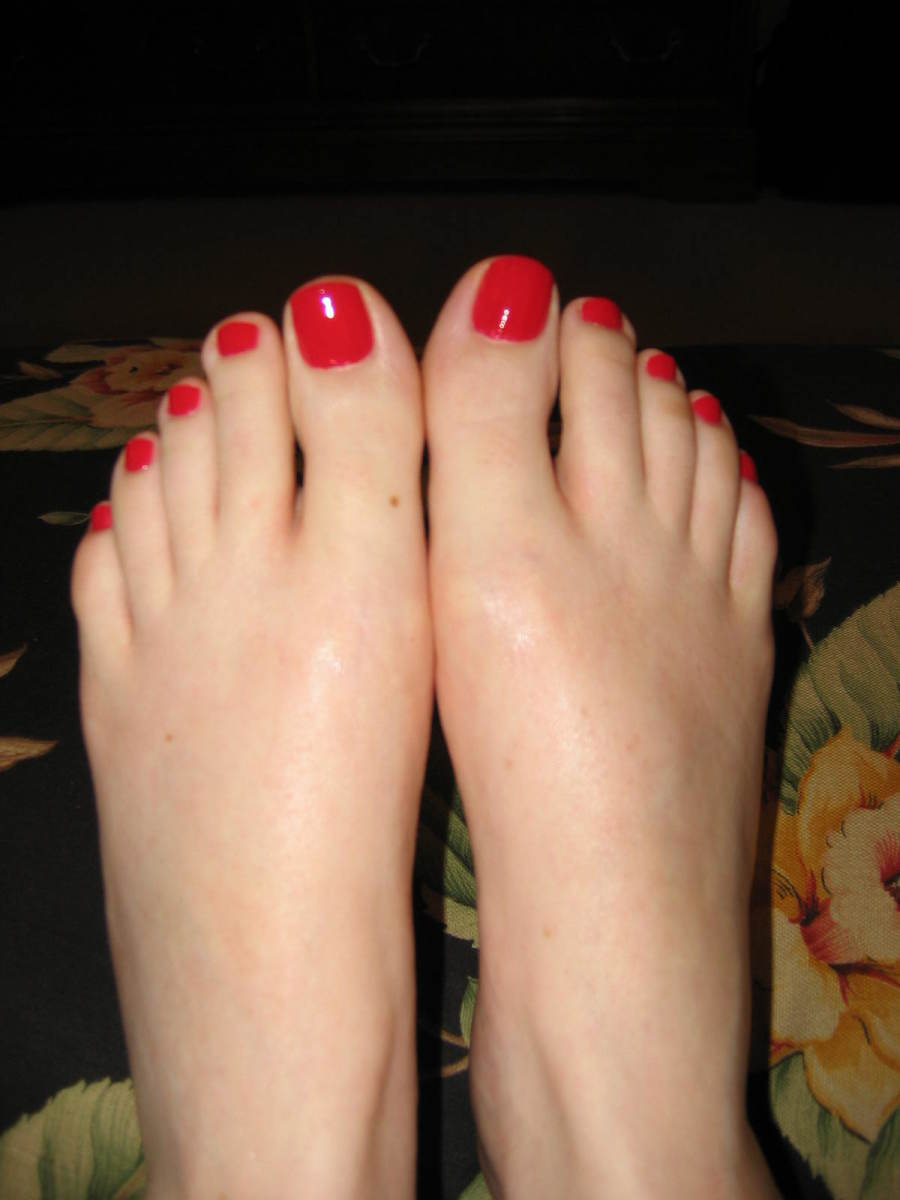 Long Toenails Are Not Sexy!!