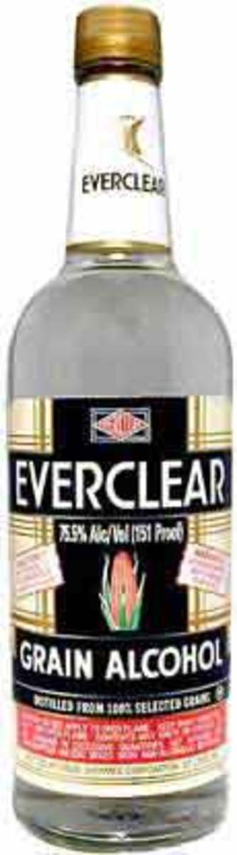 Everclear alternatives