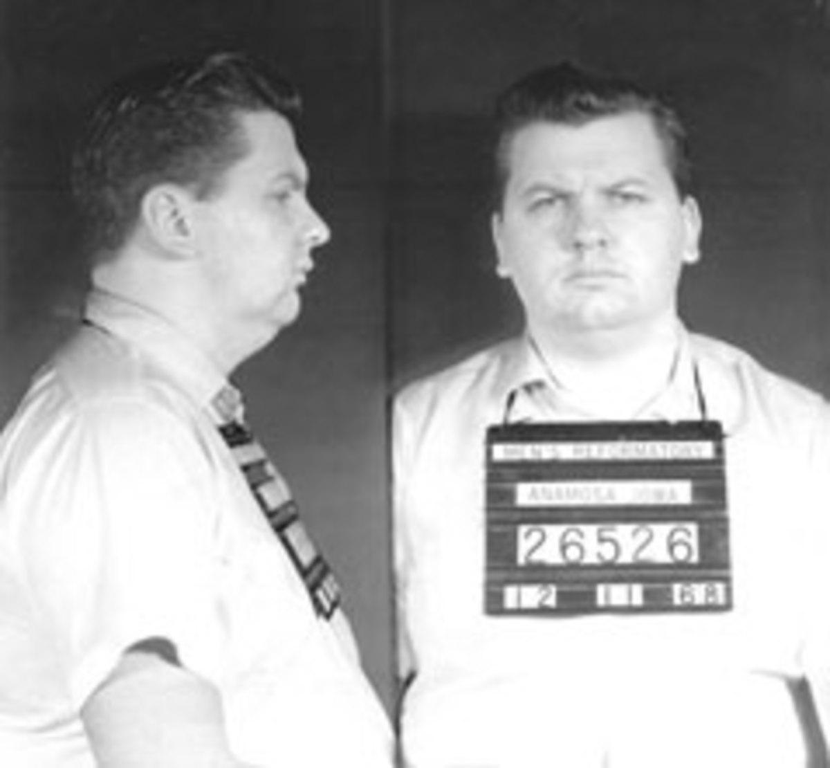 John Wayne Gacy  Mug Shot