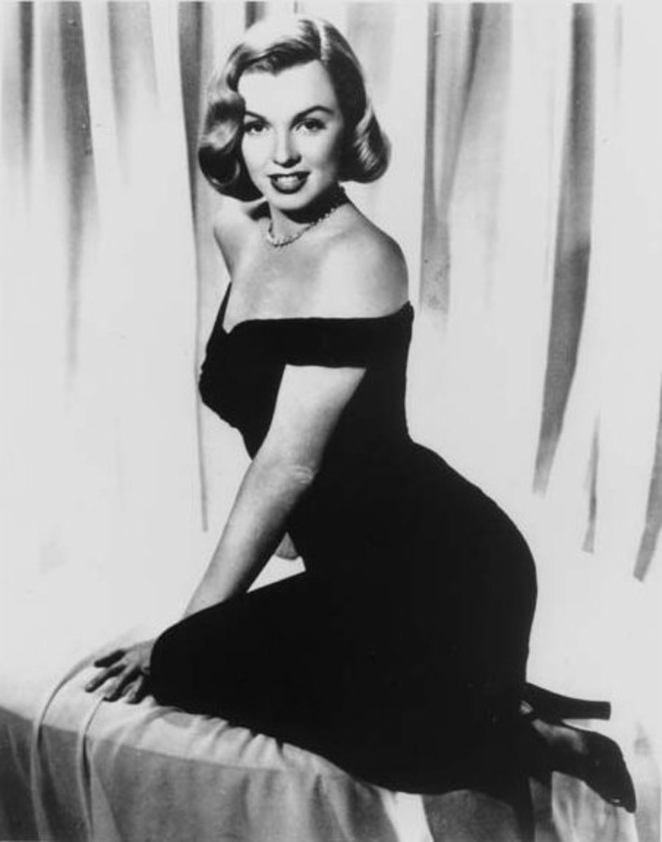 Publicity Shot for The Asphalt Jungle