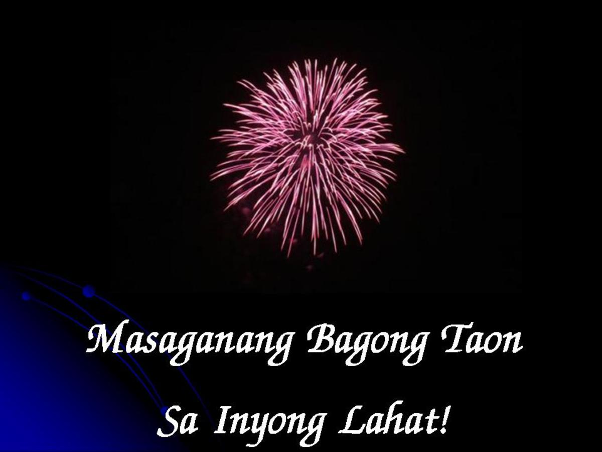 how to say happy new year in philippines