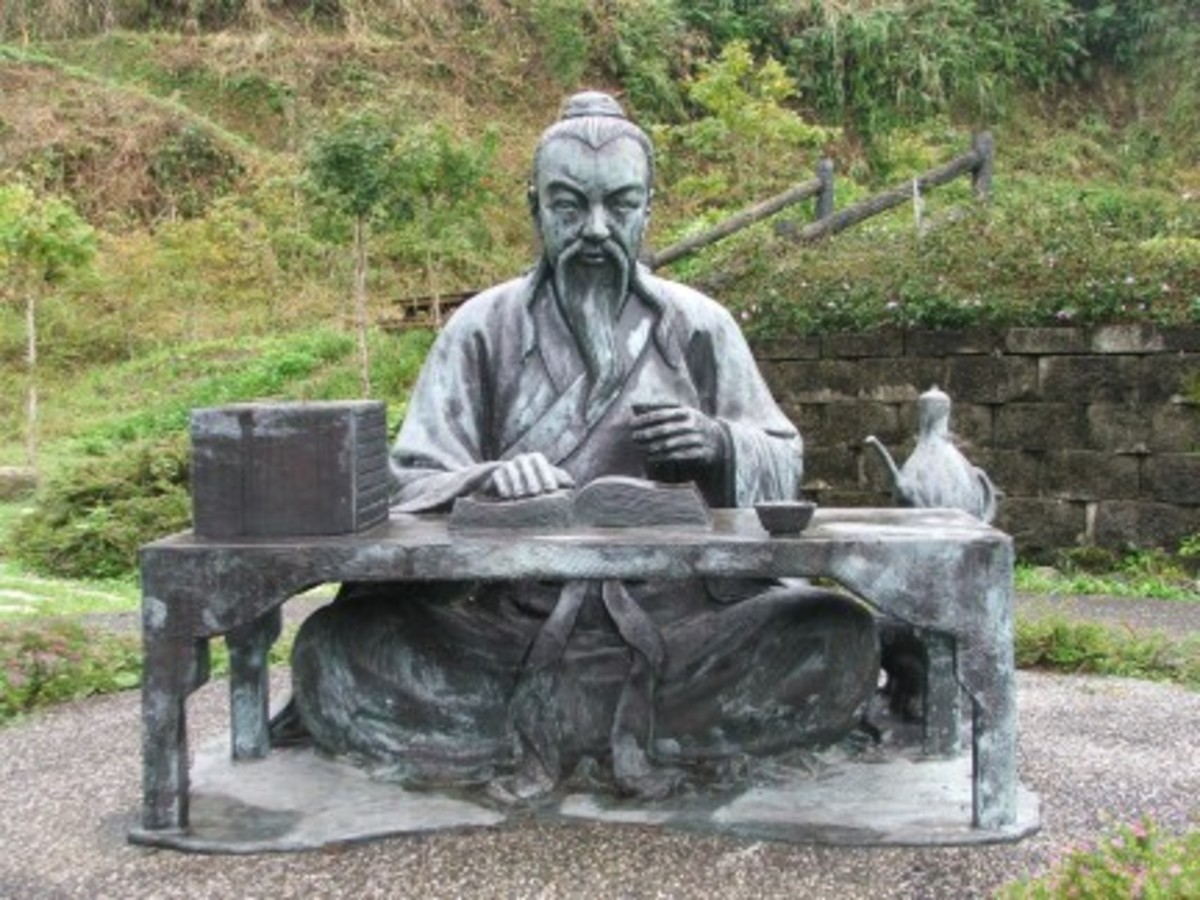 Lu Yu, the Sage of Tea
