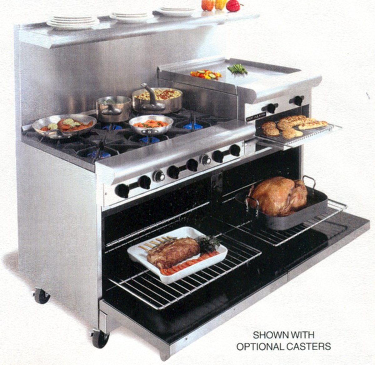Induction Stoves - Jean's Restaurant Supply - Food Service